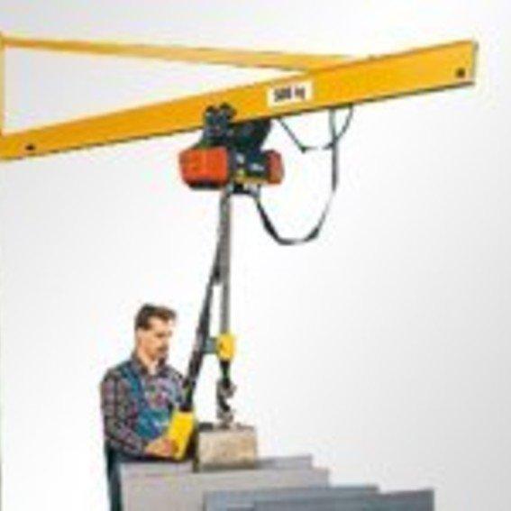 Praktikus-Säulenschwenkkran | Evers GmbH