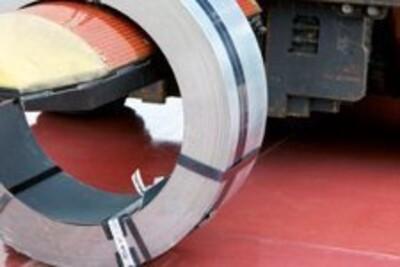 Ein Coil ausgerüstet mit einer secutex-Bodenplatte