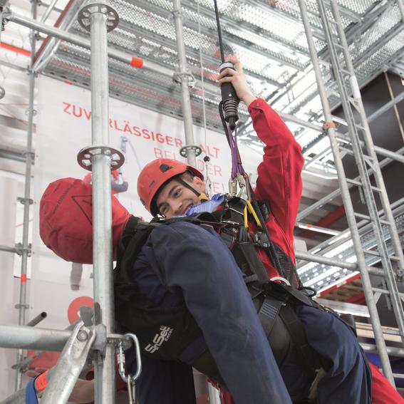 Absturzsicherung | Evers GmbH