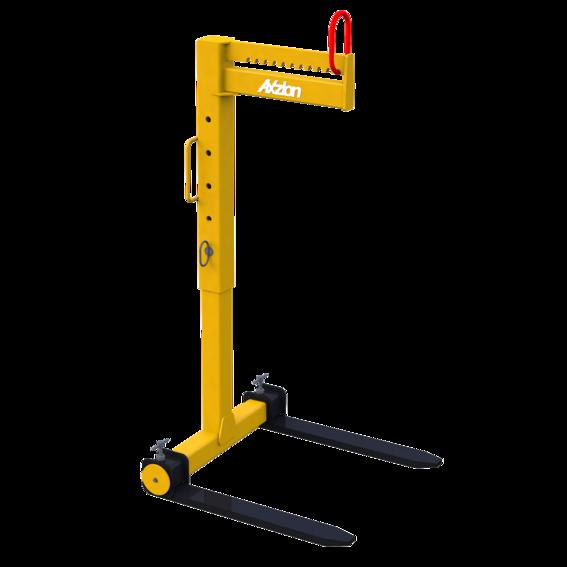 Ladegabel mit manuellem Gewichtsausgleich | Evers GmbH