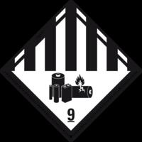 Gefahrgutklasse 9A: Lithium