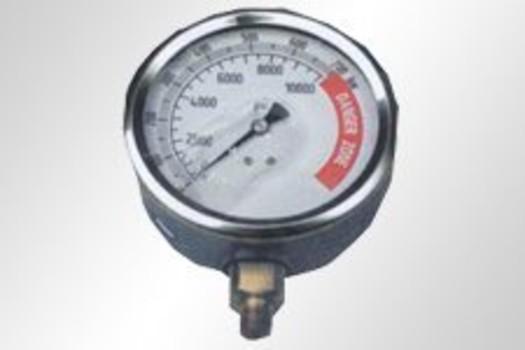 Zubehör, Hochdruckmanometer