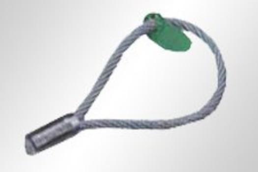 Seilschlaufen mit Gewinde