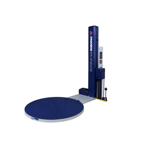 Drehtellerwickler Premiummodell ROBOPAC Rotoplat 508 | Evers GmbH