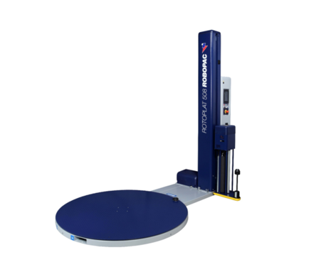 Drehtellerwickler Premiummodell ROBOPAC Rotoplat 508