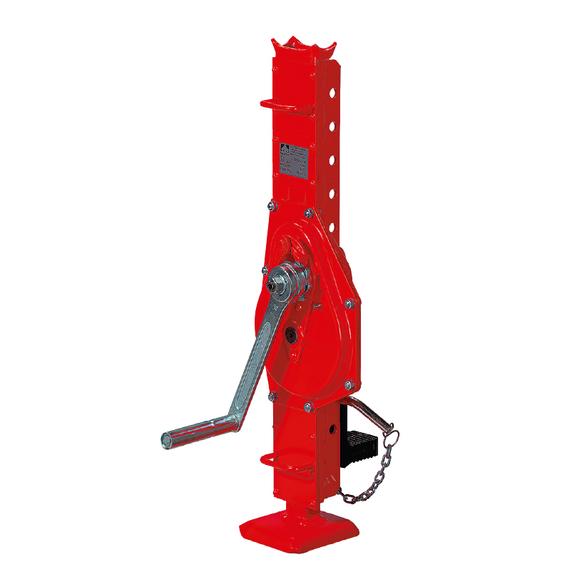 Stahlwinde mit verstellbarer Klaue & Sicherheitskurbel | Evers GmbH
