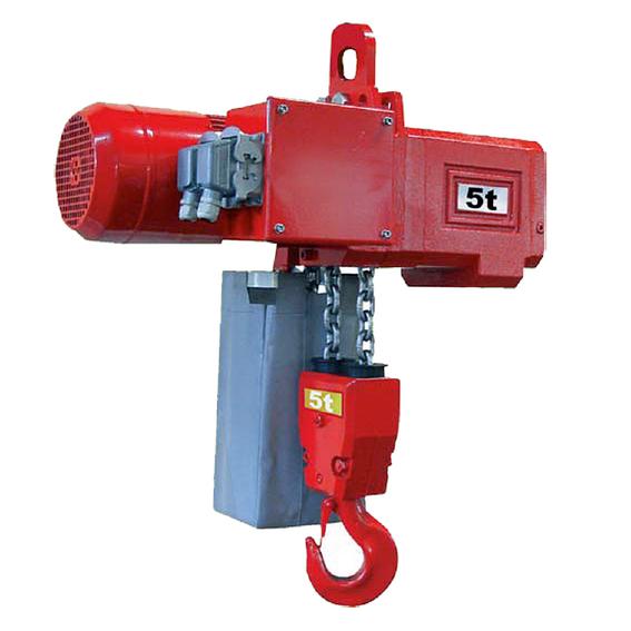 Elektrokettenzug Typ 66/04 AK | Evers GmbH