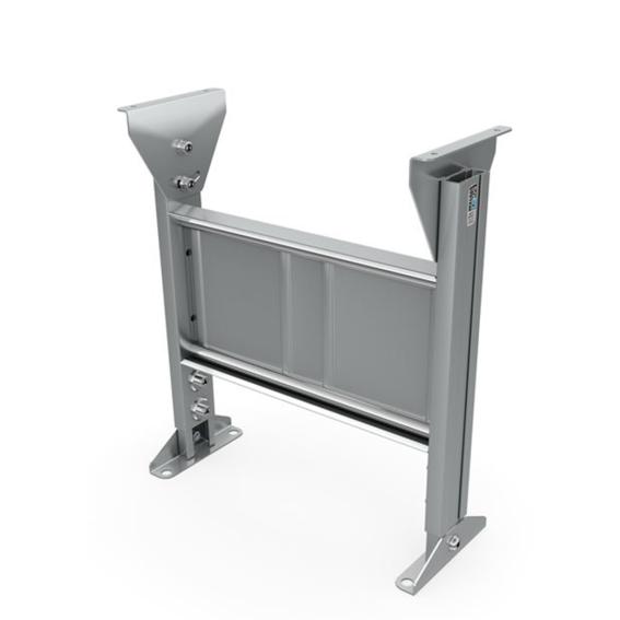 Stützen für Bandförderer und angetriebene Rollenbahnen | Evers GmbH