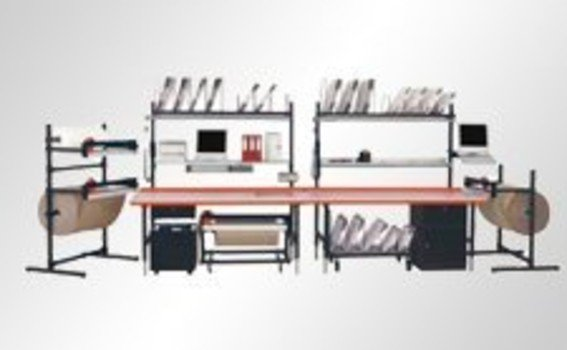 Packtischsystem 2000