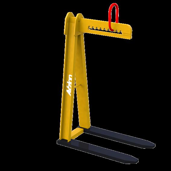 Ladegabel mit manuellem Gewichtsausgleich in fester Ausführung | Evers GmbH