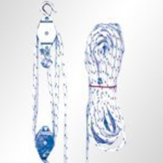 Flaschenzug mit Seil | Evers GmbH