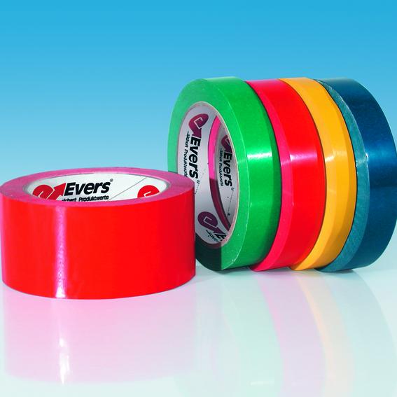 PVC-Farb-Klebeband | Evers GmbH