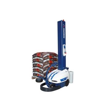 Mobiler Palettenwickler Standardmodell ROBOPAC Robot Master