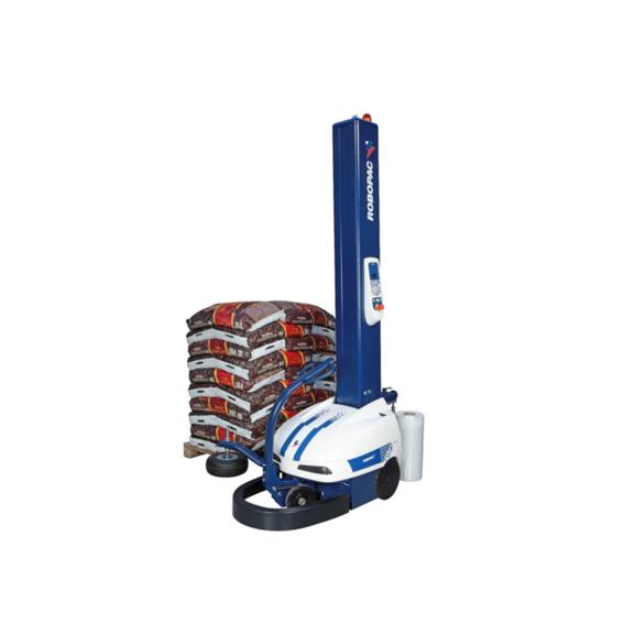 Mobiler Palettenwickler Robot Master   Evers GmbH