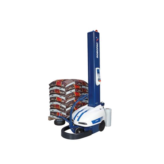 Mobiler Palettenwickler Standardmodell ROBOPAC Robot Master | Evers GmbH