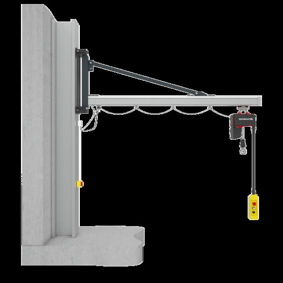 Wandschwenkkran Unilift   Evers GmbH