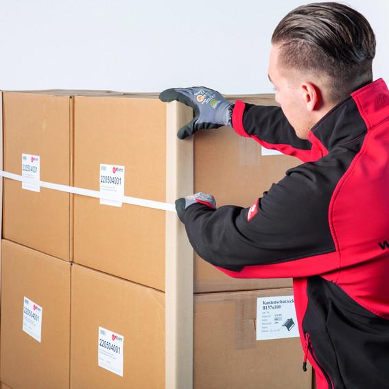 Sichern mit Dehnbändern | Evers GmbH