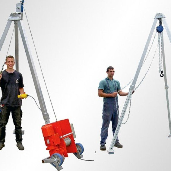 Alu-Dreibock | Evers GmbH