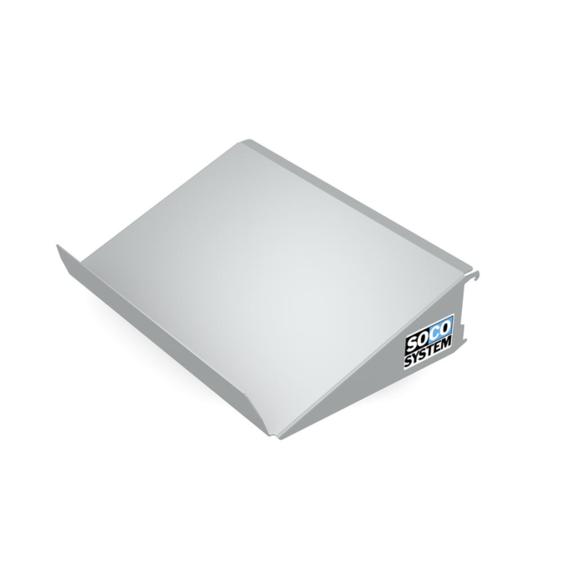 Packplatte für Rollenbahn-Montage | Evers GmbH