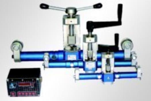 Zugkraft-Messgerät für Seile