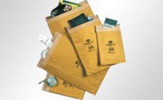 Papierpolster-Versandtaschen