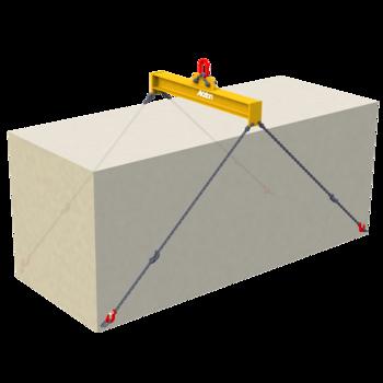 Containertraverse für 20- und 40-Fuß-Container