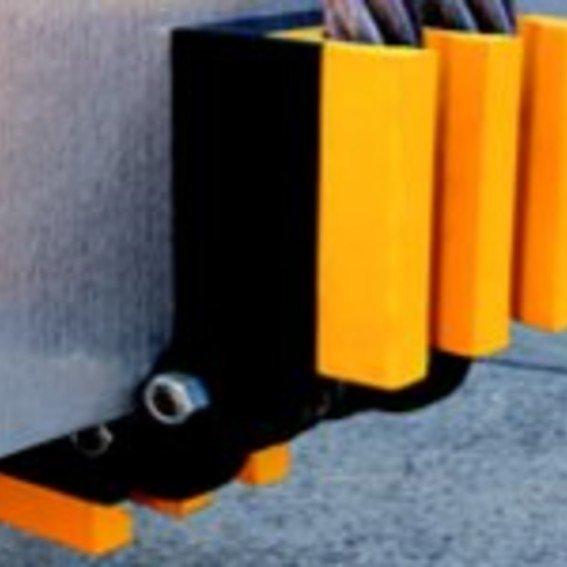 Gelenkkantenschoner für zwei Drahtseile SKDS | Evers GmbH