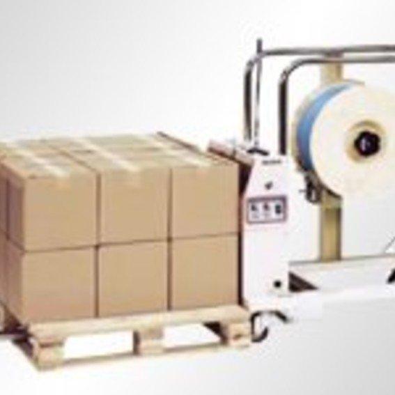 Paletten-Umreifungsmaschinen   Evers GmbH