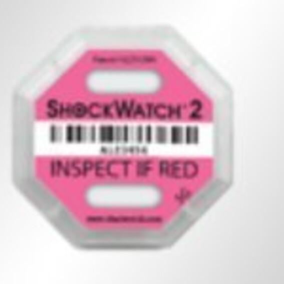 Mechanischer ShockWatch 2 | Evers GmbH