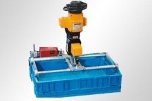 Manulift-Greifer für Behälter