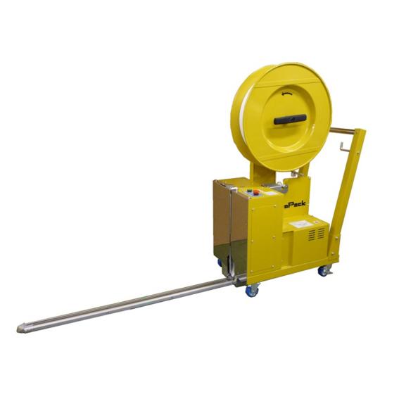 Paletten-Umreifungsmaschinen | Evers GmbH