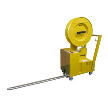 Umreifungsmaschine StraPack AQ-7 PLT