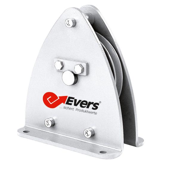Drahtseilrollenböcke | Evers GmbH