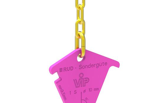RUD VIP-Kennzeichnungsanhänger VKZA