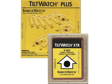TiltWatch®-Kippindikator