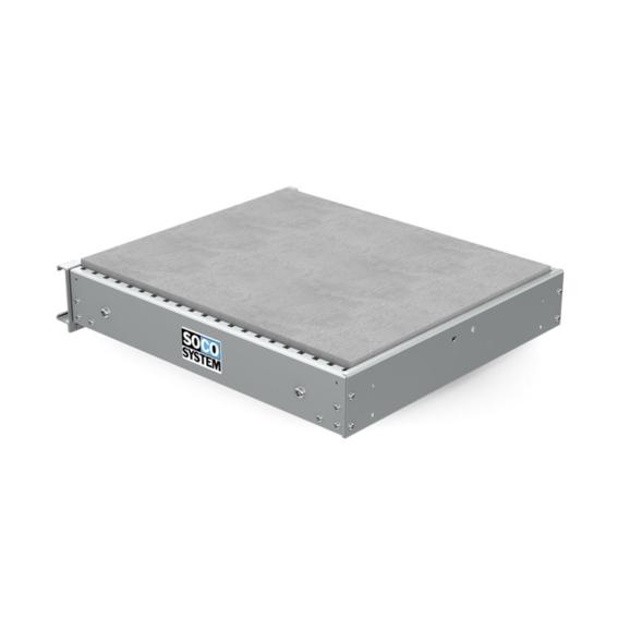 Packtisch für Rollenbahn-Montage | Evers GmbH