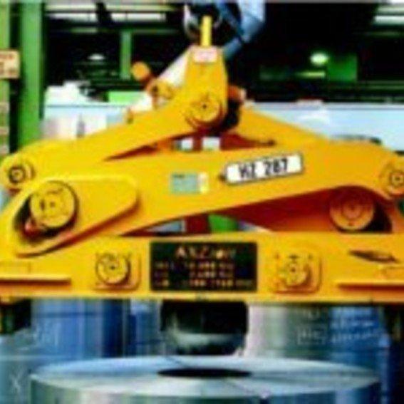 Mechanische Vertikal-Coilzange | Evers GmbH