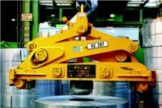Mechanische Vertikal-Coilzange
