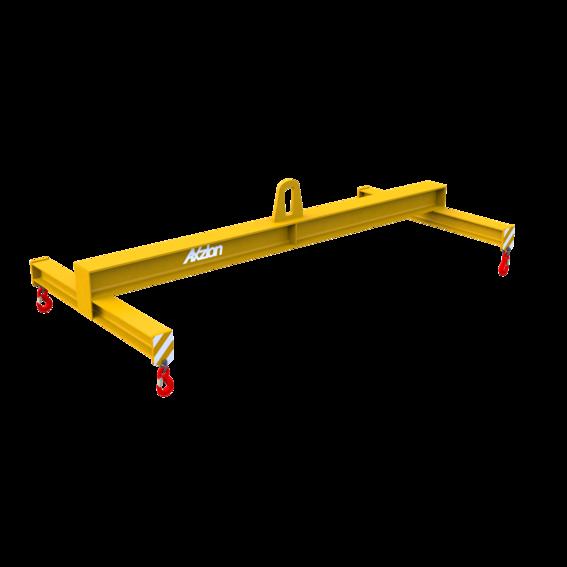 Standard-H-Traverse, starr   Evers GmbH