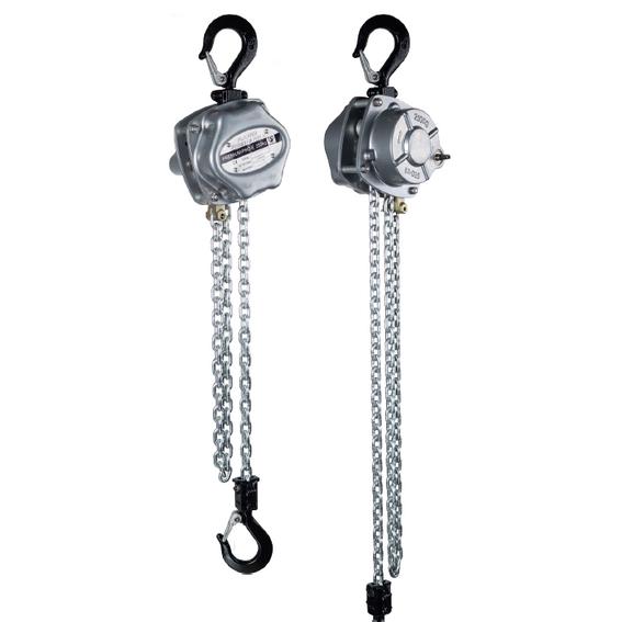 Stirnradflaschenzüge | Evers GmbH