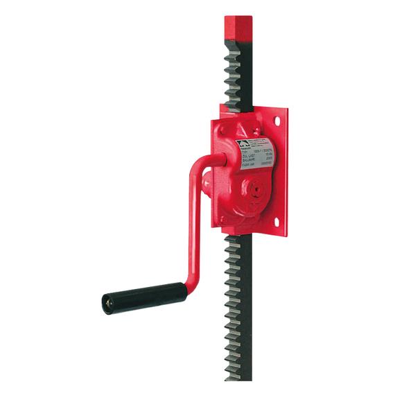 Zahnstangenwinden mit Schneckengetriebe | Evers GmbH