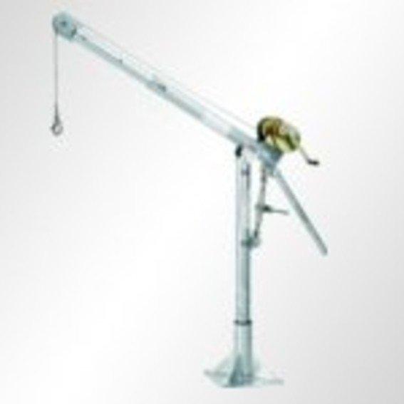 Tragbarer Montage-Kran bis 453 kg | Evers GmbH