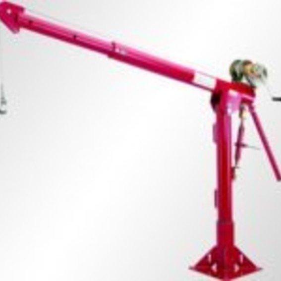 Tragbarer Montage-Kran bis 907 kg | Evers GmbH