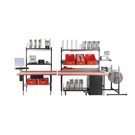 Packtischsystem 2000 | Evers GmbH