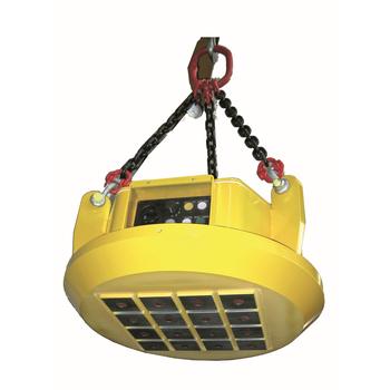 EPM-Magnetmodule zum Heben von Blechen oder Blöcken bis 30.000 kg