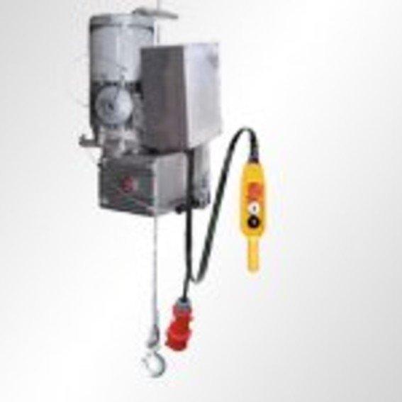 TIRAK-Durchlaufwinde | Evers GmbH