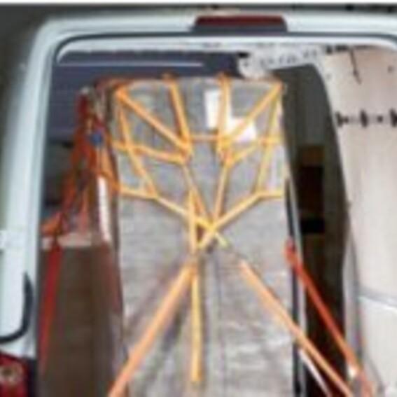 Ladungssicherungsnetze für KEP- &Pritschenfahrzeuge | Evers GmbH