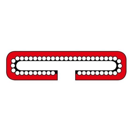 Secutex-Schutzschlauch Clip-SC für SupraPlus-Rundschlinge | Evers GmbH