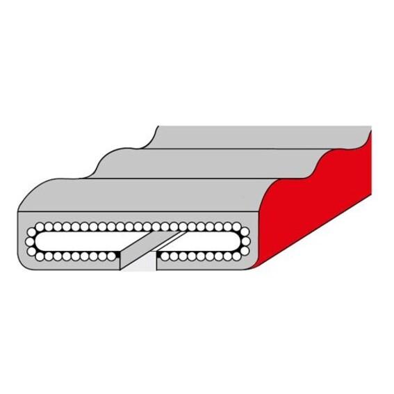 Secutex Schutzschlauch secuwave für PowerSTAR-Rundschlinge | Evers GmbH