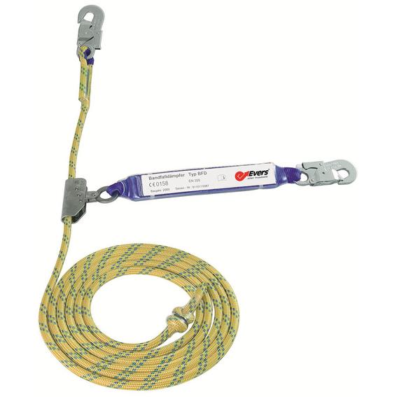 Mitlaufendes Auffanggeräte mit Läufer und Seil | Evers GmbH
